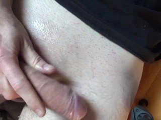 playing and cumming without knowledge of my owner
