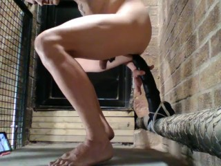 Huge Anal Dildo Solo  bisexual hot videos