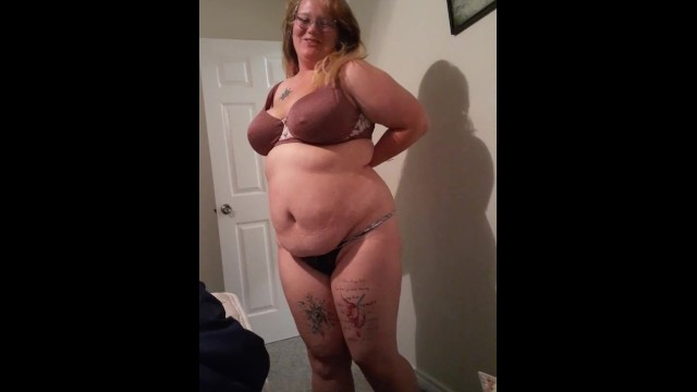 How to strip for husband Shy bbw wife stripping for husband