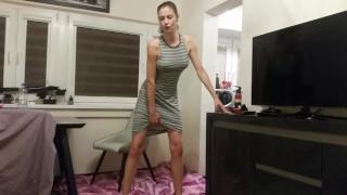 Fitnes model coach fucked