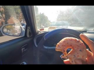 Road Auto Trip Masturbation Travel Masturbation: