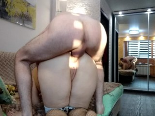 Amateur pawg mom hardfucked doggystyle homemade real 4k...