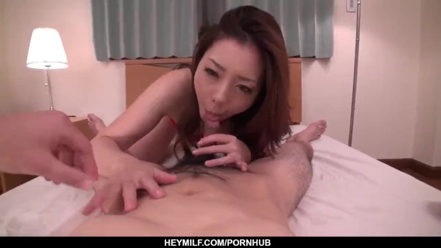 Sofyt Japanese oral play with a big dick by Mak 2