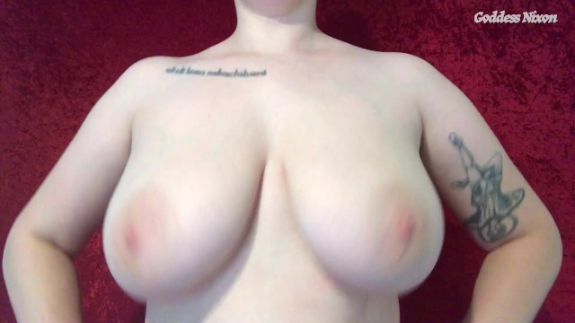 Free boob mpegs Hands-free boob bouncing - preview