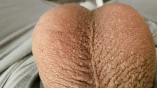SEXY BLACK MOMMY MAKE MY TOES CURL LOUD SEXY CUMSHOT