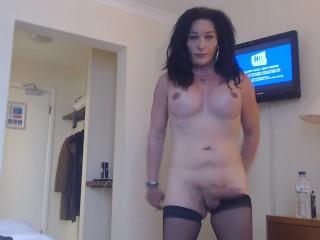 Naked as wiggle...