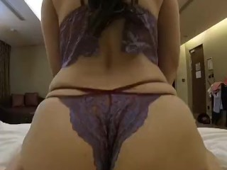 Curvy Milf In Sexy Lingerie Ride On Top Cowgirl
