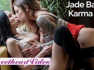 SweetHeart - Secretary Jade Baker will do anything for inked boss Karma RX