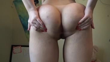 (HD) Heavy Ass Lifting, Watch It Jiggle- A Dani Sorrento custom clip