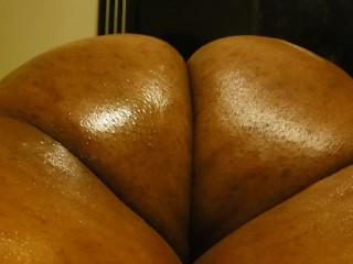 Ass clenching pov...