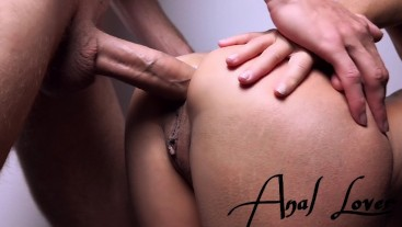 ANAL SNAPCHAT: A TEEN LATINA FUCKS WITH HER VIRGIN TINDER DATE - Anal lover