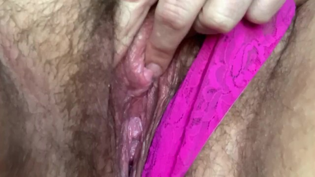 Strained hairy cunt - Hairy bbw rubs cunt, pisses, prolapses will be fisted later