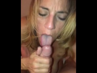 Sister in law gets cum...