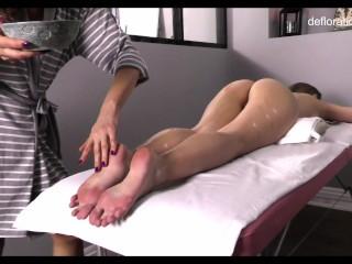 Anal lesbian massage Lesbian Massage