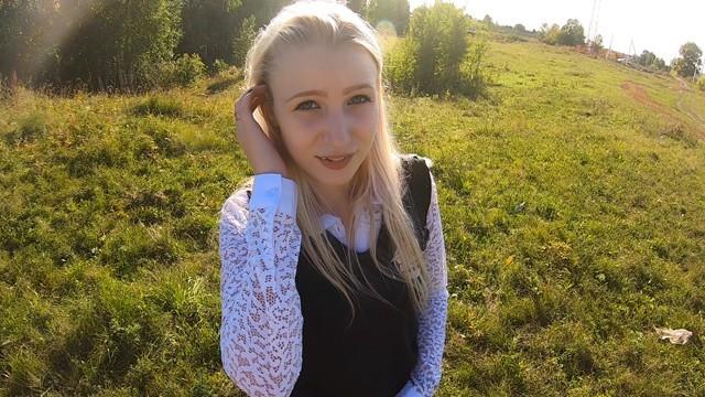 Stacy valentine sex commando megarotic - Юную красивую школьницу трахнули в рот и киску по пути из школы