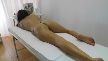 Brazilian Milf Ass Massage Hot 35 minutes Video