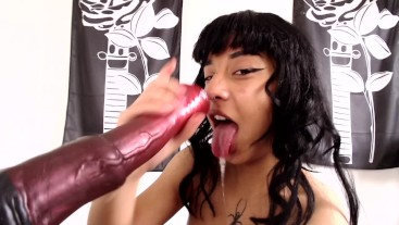 TEEN FACEFUCKED BY HORSECOCK