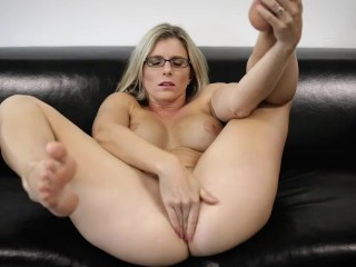 Hot Milf with Big Tits Seduces Her Boss for a Raise – Cory Chase