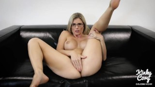 Hot Milf with Big Tits Seduces Her Boss for a Raise - Cory Chase
