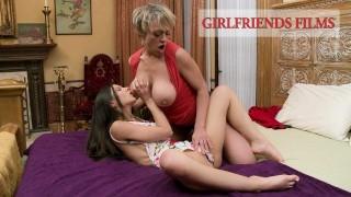 GirlfriendsFilms stepmother stepdaughter Exchange Club