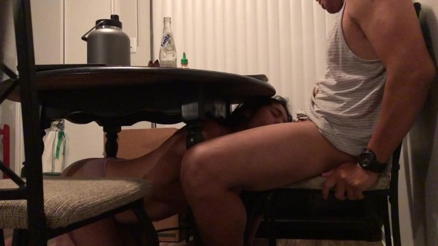 Asian marinade for flank steak Under the table blowjob while eating steak