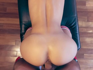 Teen fucks her Step-Brother while he plays video games – 4K