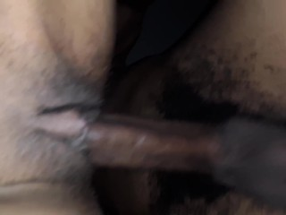 Big Dick Stretches Tight Pussy