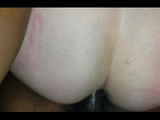 Quickie with the Pawg before work (some cum)