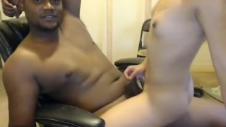 Young Petite Asian Riding A Big Black Dick Like A Pro