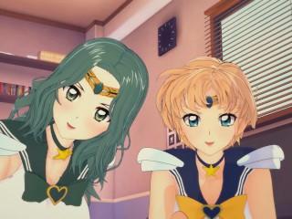 Hot Anime Sailor Moon Hentai - Free Sailor Moon Hentai Porn Videos (34) - Tubesafari.com