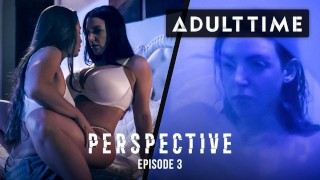 ADULT TIME Perspective: Angela White & Abigail Mac Sensual Sex