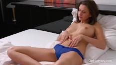 Gorące lesbijskie nożyce kurwa