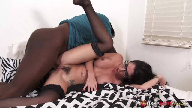 MDDS MILF Slut Dave Foxx Creampied by Black Lover 1