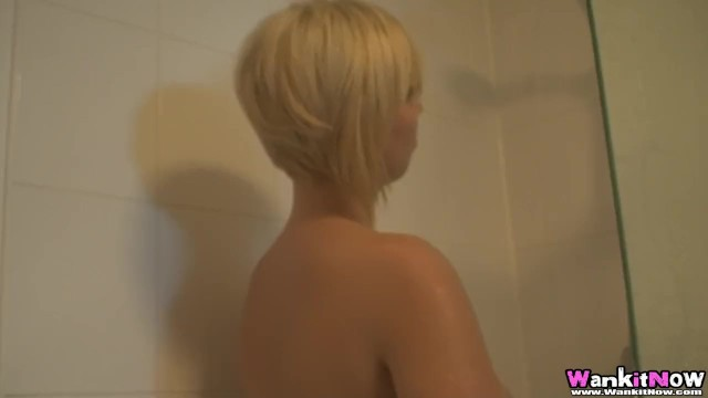 Spying On Step Sisters Sexy Shower Session 17