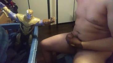 Thanos vs. Tony