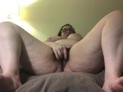 BBW stepmommy Encourages you to Cum in Her Panties JOI