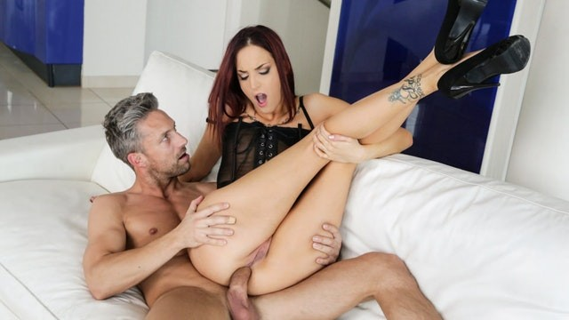 Angela black video st sextury, her first big black cock