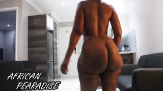 African_Pearadise | Natural African Goddess Walkaway