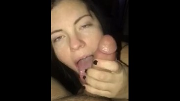 Young amatuer blowjob homemade