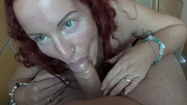 Blowjob Schlucken Pov Cougar Moms Porn