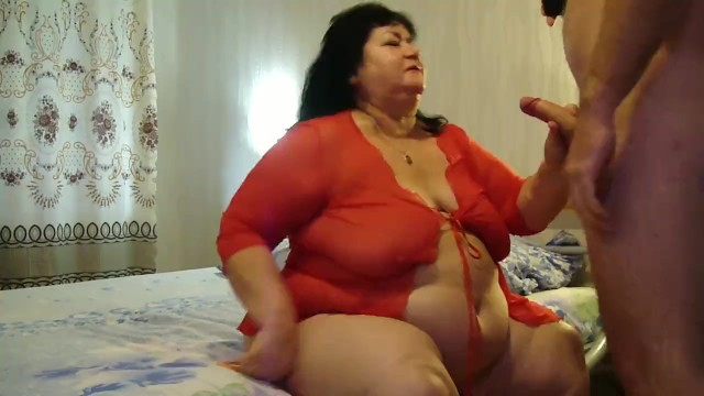 Fucking my mother-in-law I fuck my old fat mother-in-law in anal.-1