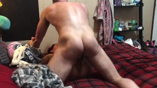 I was going to take charge of my man - I was wrong! flipped and fucked