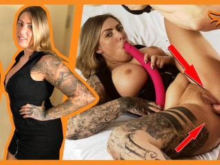 BLOWJOB Queen MIA Blow Fucked in Hotel! WOLF WAGNER wolfwagner.love