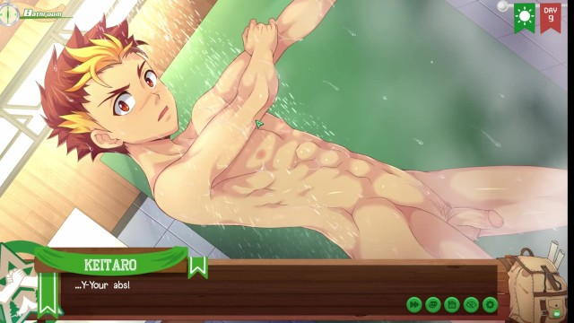 Gay campign usa Wet with taiga - camp buddy taiga route part 3