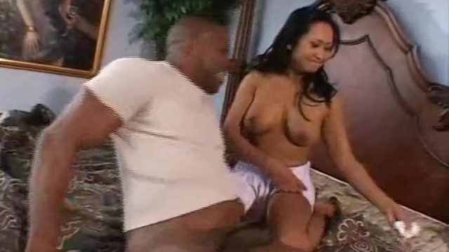 Interracial Swinging A tIts Finest Together with Hubby 16
