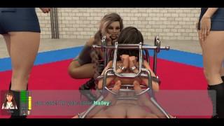 Femdom Lockdown • A Bdsm Eroge Game Part 3/3