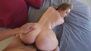 Screen Capture of Video Titled: The POV God Harley Jade Booty Hit It From The Back