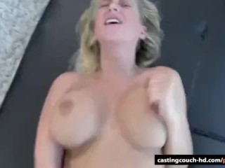 Sexy Ass Pawg fucks Bbc and Loves It at Casting