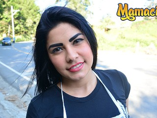 Carne Del Mercado – Petite Latina Teen Rough Interracial SEX – MamacitaZ