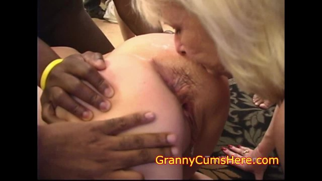 Girls sucking cum out of asses My granny sucks out assholes